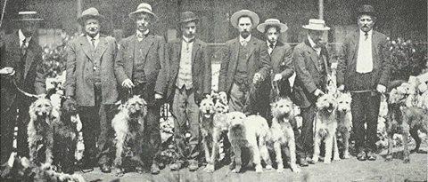 Bouviers del 1912