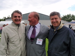 Alessandro, Clemente e Gerard Bruintjes- Heteren 2009